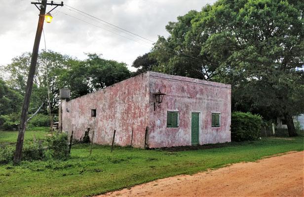 Typisches Haus in Yapeyu.