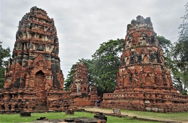Der Wat Maha That.....