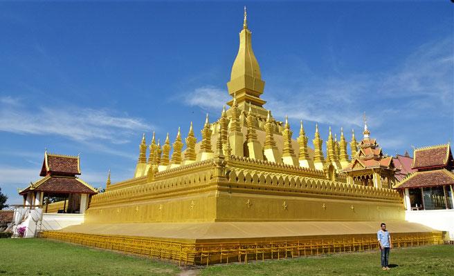 .....ist der wichtigste Stupa....