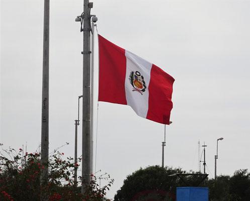 Wir sind in Peru und......