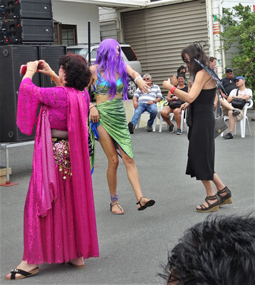 Die Streetparade....