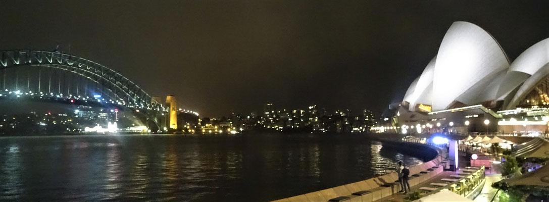 ...das Hafengebiet....