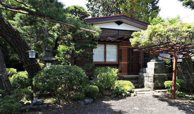 Das Daikokuya in Fujiyoshida.....