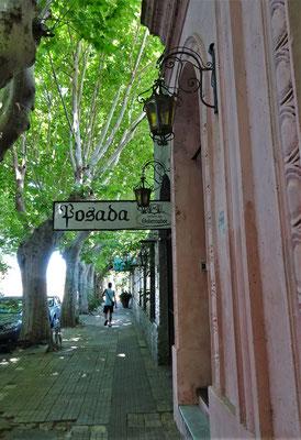 ....der Strassen in der Altstadt.