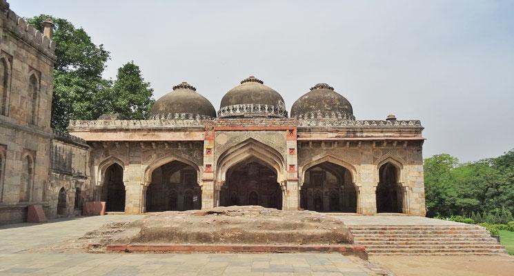 ...islamischen Gebäude...