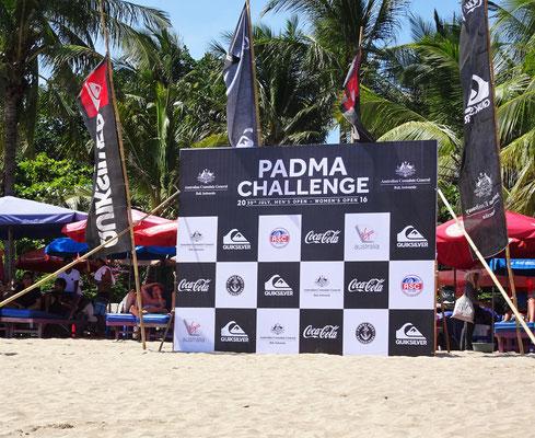 Die Padma Surf Challenge.....