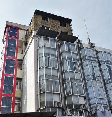 """Das """"luftige Penthouse"""" bei einem Hotel"""