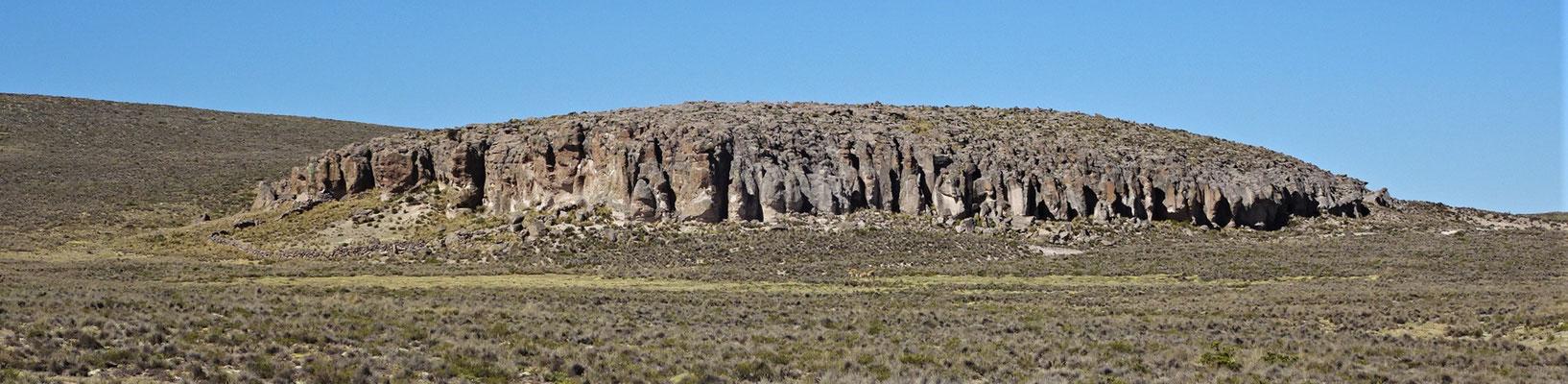 Felsenlandschaft.