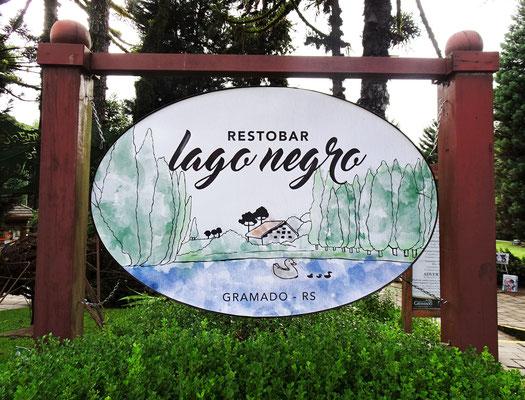 Der Lago Negro und seine.......