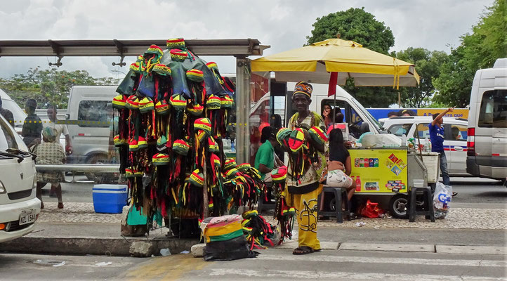 Jamaika lässt grüssen.