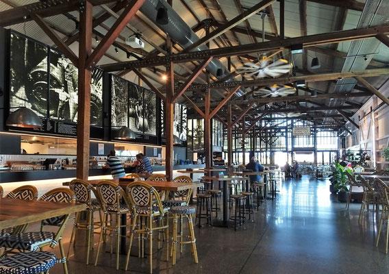 Die Hemingway Brauerei....