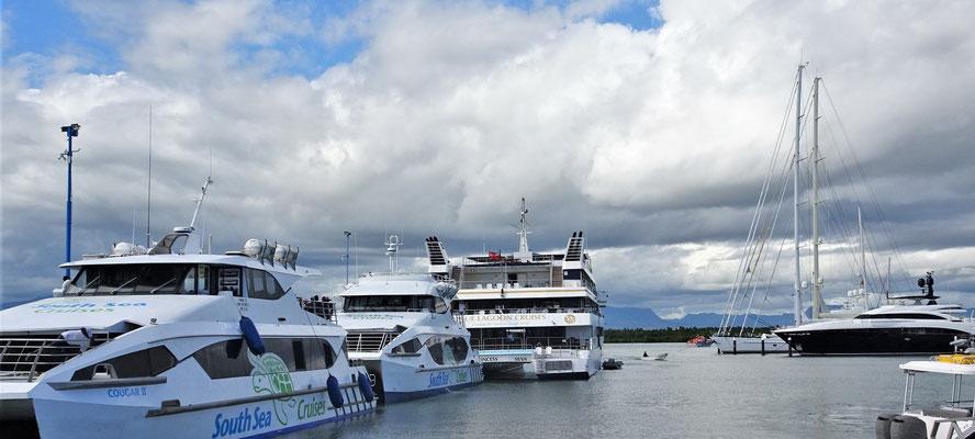 Port Denarau....