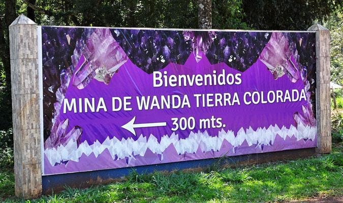 Die Minen von Wanda.