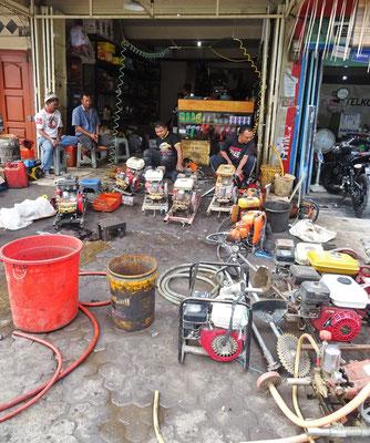 Die Pumpenwerkstatt