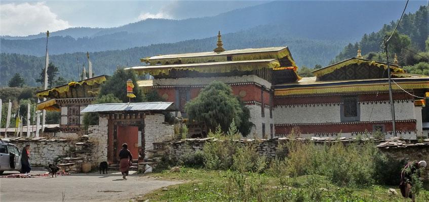 Der Jamba Lhakang aus...