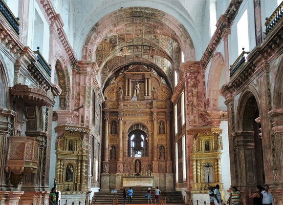 Die Kirche des Hl. Franz von Assisi...