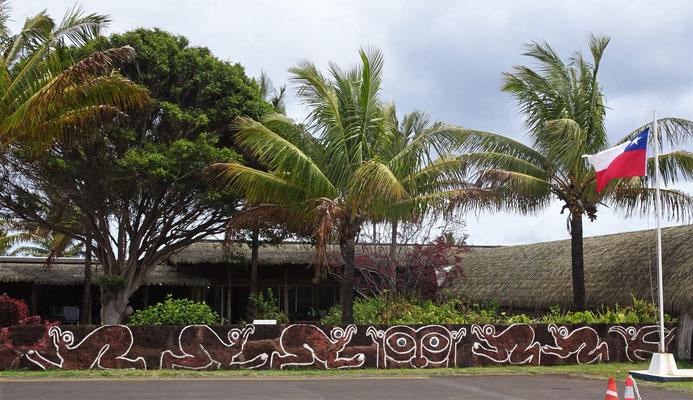 .....auf Rapa Nui oder.....