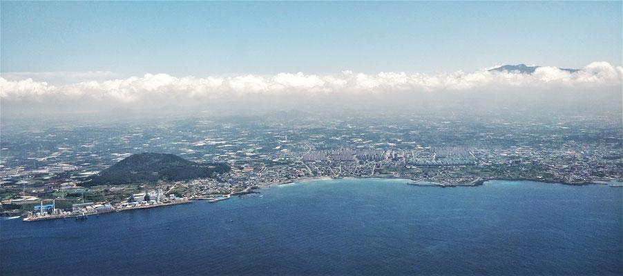 ....mit dem Hauptort Jeju.
