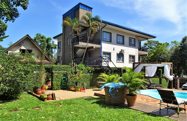 Das Ocio Apartment in Iguazu.
