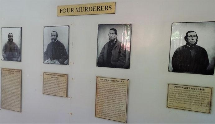 Die Mörder und.....