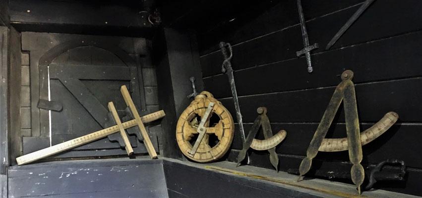 ......Navigationsinstrumenten.