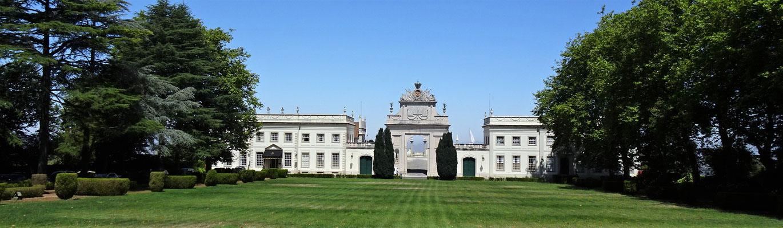Der Palacio Montserrat......