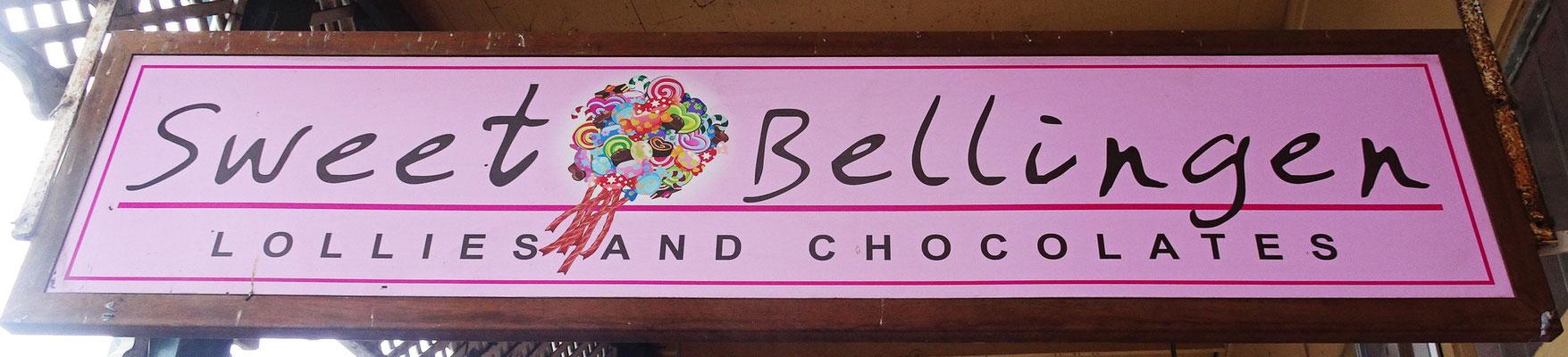 Wer möchte bei diesem Schild und.....