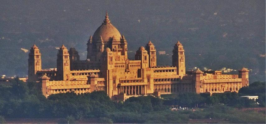 ...Maharadscha Palast...