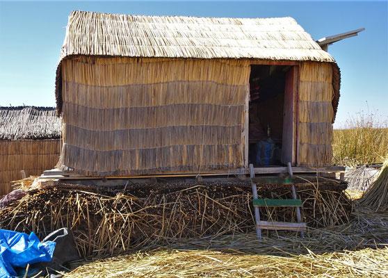 Die kleine Hütte.....