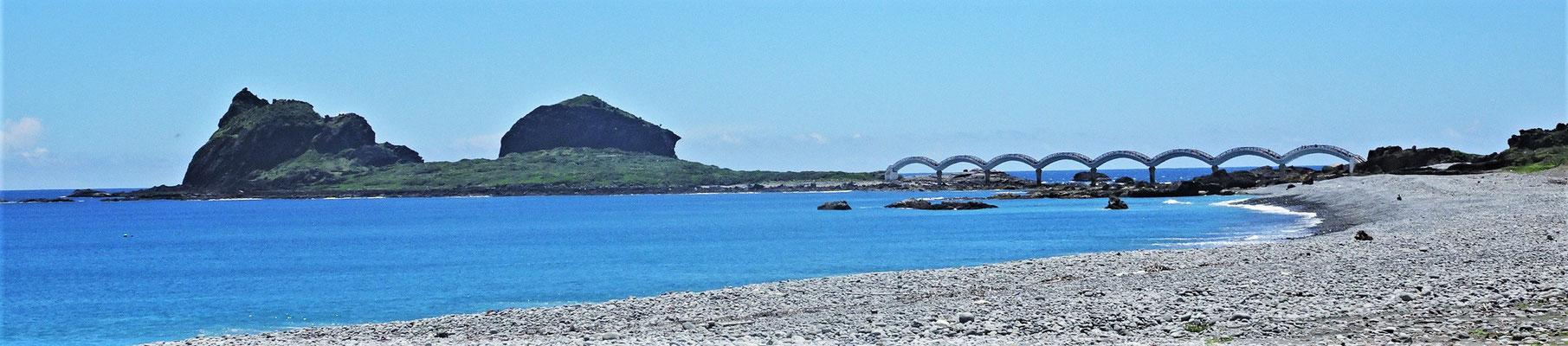 Besichtigung der Sanxiantai Brücke.....