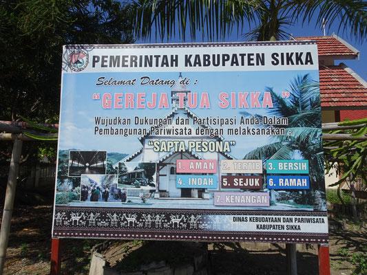 Die Kirche von Sikka...
