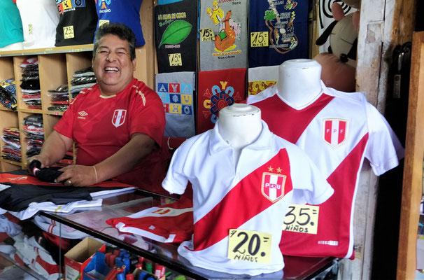 Peru ist im Final der Copa America und verlor gegen Brasilien.