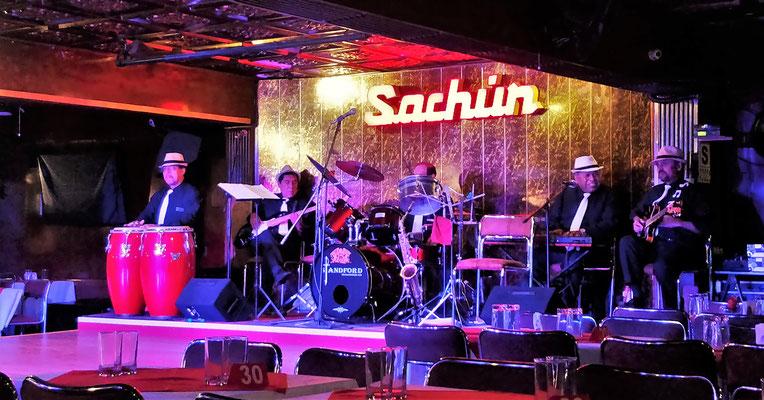 ....im Sachun Restaurant....