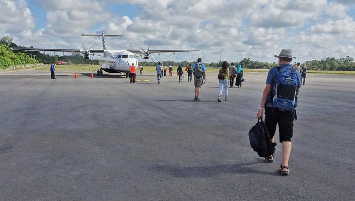 Pangkalan Bun Airport