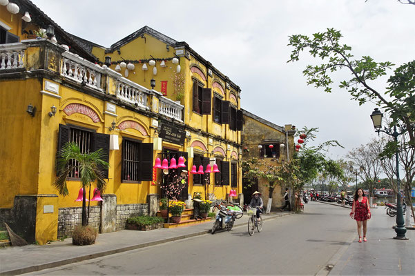 Hoi an am Morgen.....