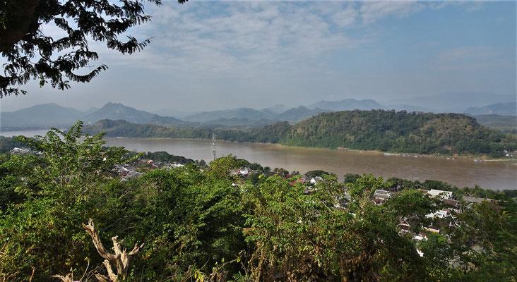......und den Mekong.