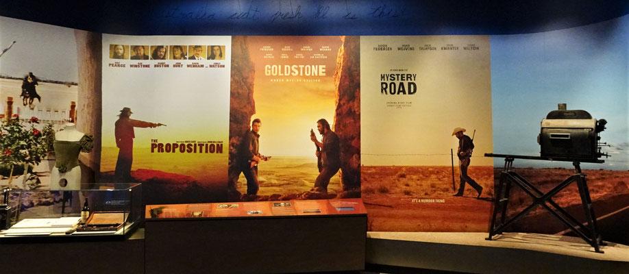 Diese Filme wurden in der Gegend....