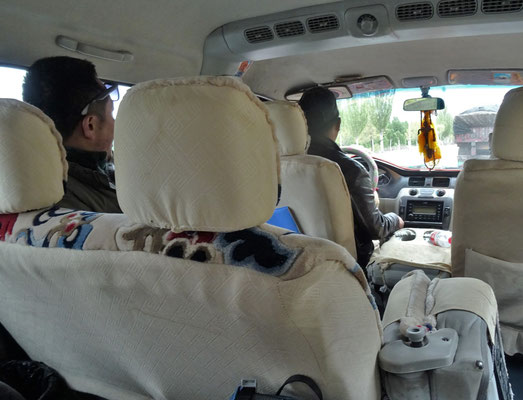 Endlich in Lhasa....