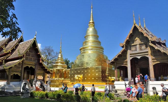 Der Wat Phra Sing.....