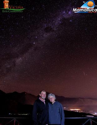 Besichtigung des Mamaluca Observatorium.......