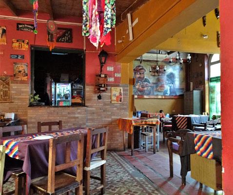 .....des Aruna Restaurant.