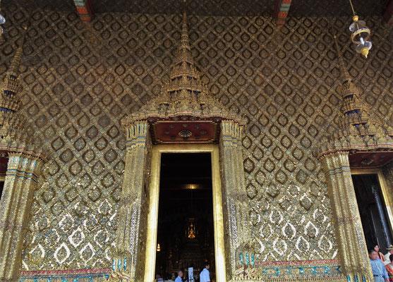 ...der Jade Buddha ausgestellt.