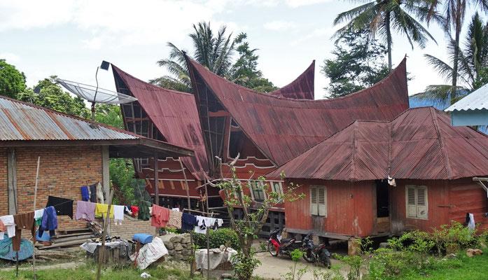 """Die traditionellen Häuser mit """"modernen"""""""