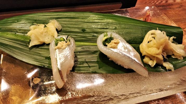 ......feine Sushi.
