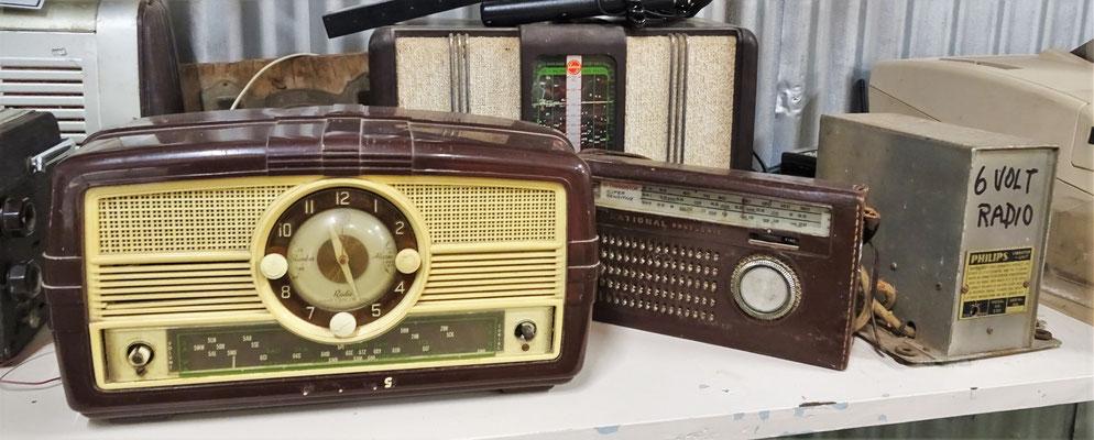 Die Radioausstellung.