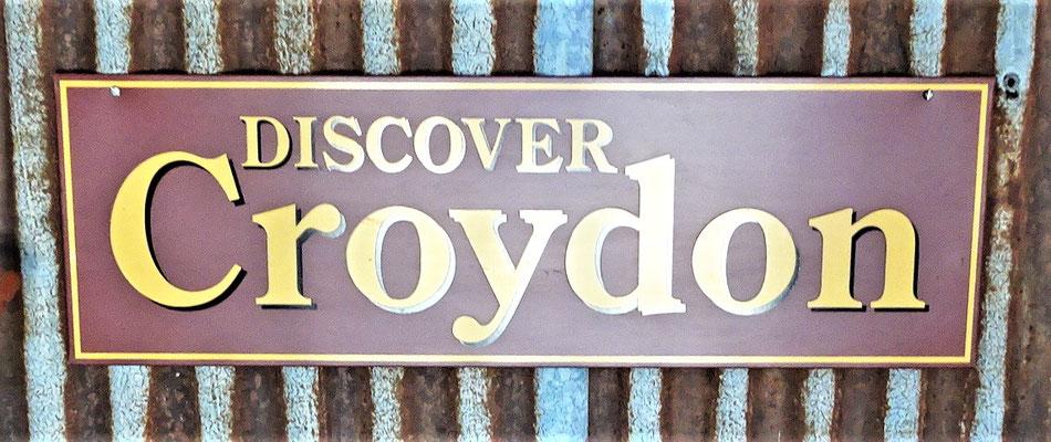 Entdecke Croydon.