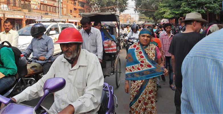 Eine Schönheit aus Jaipur
