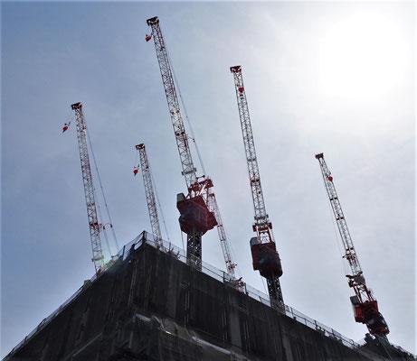 .....Tokio 2020 gebaut.