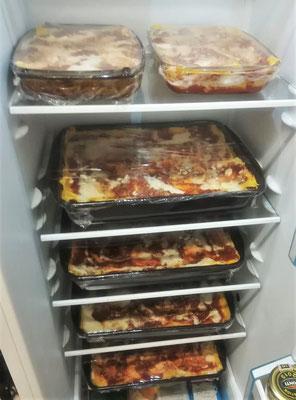.....für die Lasagne.....