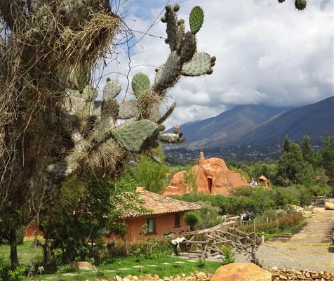 Die Casa Terracota.....